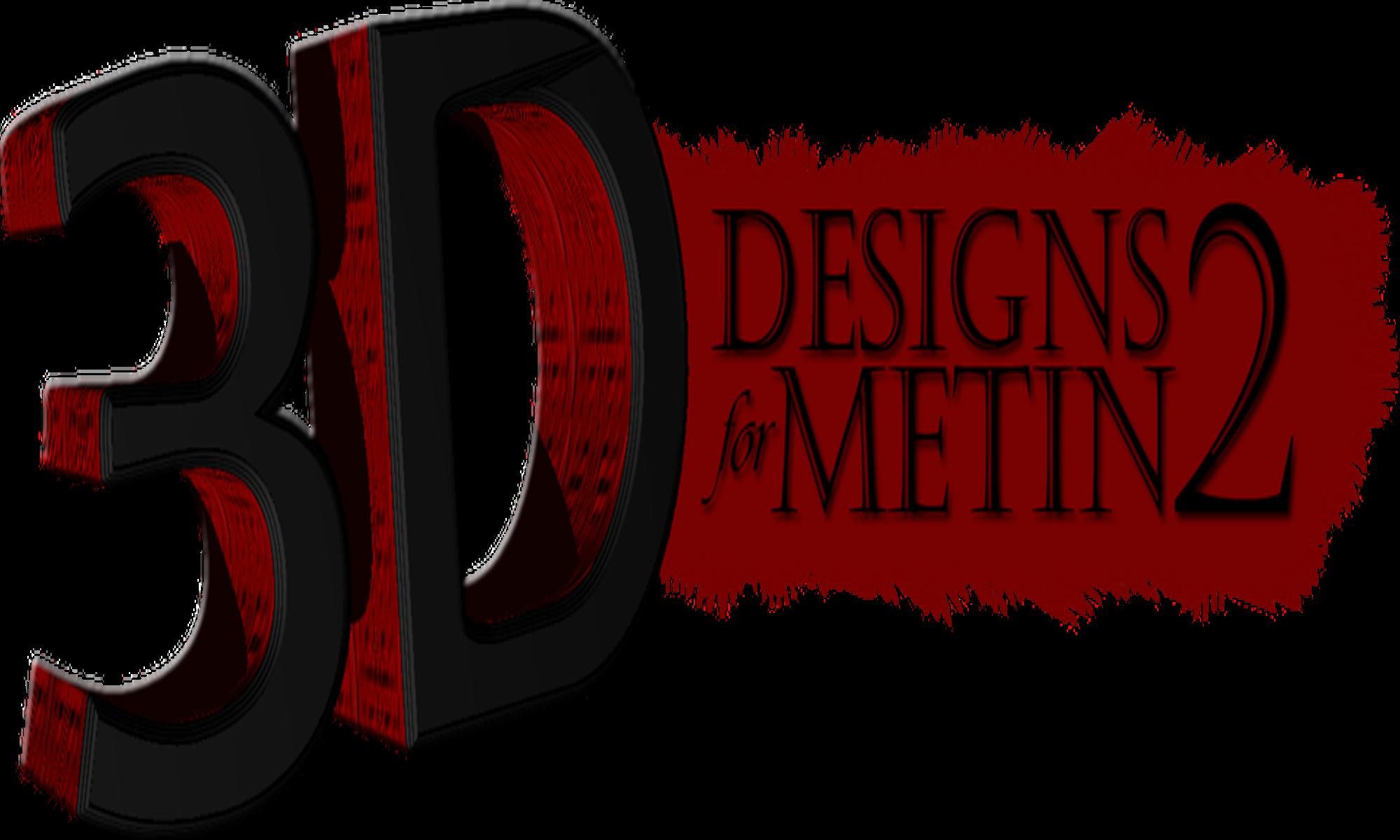 3D Models Metin2